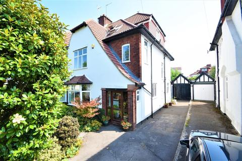 4 bedroom semi-detached house for sale - Hill View, Henleaze