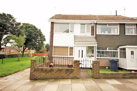 3 bedroom end of terrace house for sale - Scarborough Road, Silksworth, Sunderland, SR3