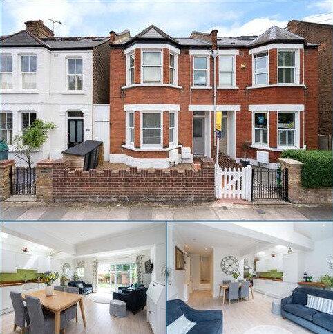 2 bedroom flat for sale - Effra Road, London, SW19