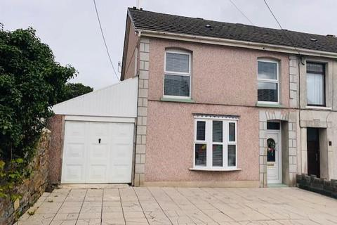 3 bedroom semi-detached house for sale - Parc Gitto, Llwynhendy, Llanelli