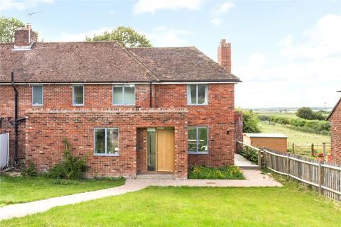 4 bedroom semi-detached house for sale - Garston Buildings, Westley Lane, Sparsholt, Winchester, SO21