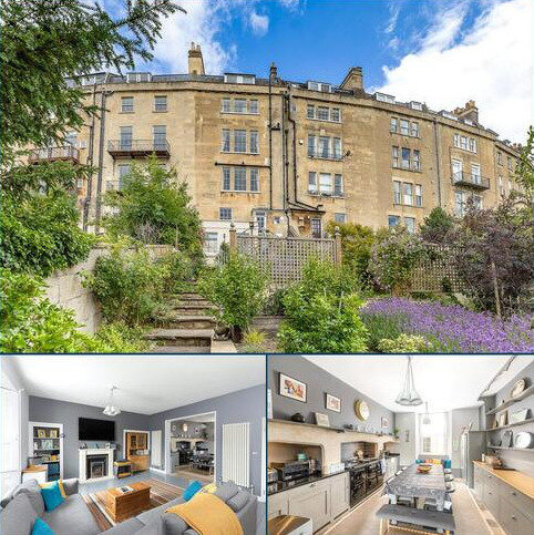 5 bedroom character property for sale - Widcombe Crescent, Bath, BA2