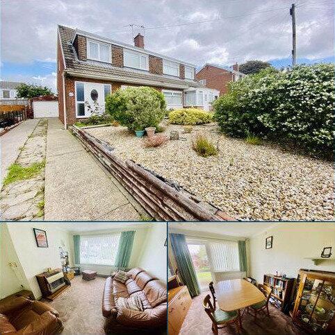 3 bedroom semi-detached bungalow for sale - Cae Crwn, Dunvant, Swansea