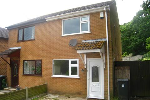 2 bedroom end of terrace house for sale - Sandpiper Close, Poole