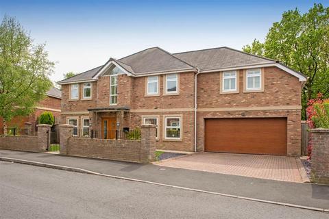 5 bedroom detached house for sale - Moorland Avenue, Newton, Swansea