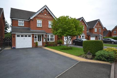 4 bedroom detached house for sale - Heralds Green, Westbrook, Warrington