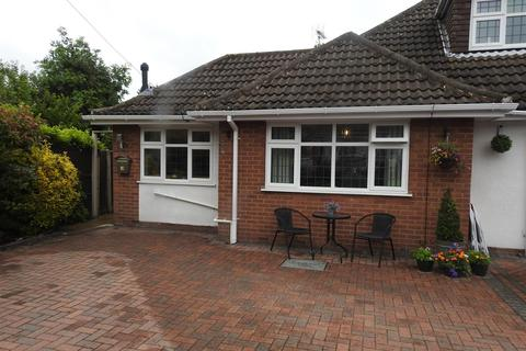 2 bedroom semi-detached bungalow for sale - The Bassets off Papplewick Lane, Hucknall, Nottingham