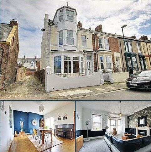 5 bedroom end of terrace house for sale - Broughton Road, South Shields, Tyne And Wear
