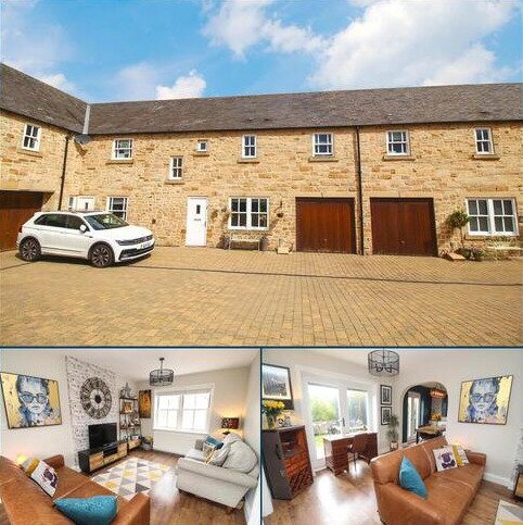 4 bedroom terraced house for sale - Dukes Meadow, Backworth, Newcastle Upon Tyne