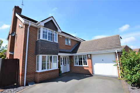 4 bedroom detached house for sale - Silverdale Close, Chellaston, Derby