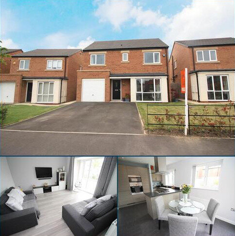 4 bedroom detached house for sale - Highfield Place, Killingworth Village, Newcastle Upon Tyne