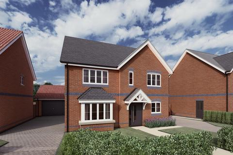 4 bedroom detached house for sale - Hallgate Fields, Green Lane, Lower Pilsley, Chesterfield