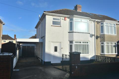 3 bedroom semi-detached house to rent - Greylands Road, Bristol, BS13