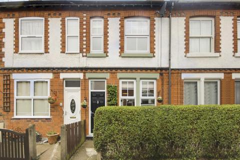 2 bedroom terraced house for sale - Belvoir Street, Mapperley, Nottinghamshire, NG3 5GN