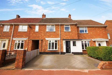 3 bedroom terraced house for sale - Bavington Gardens, North Shields