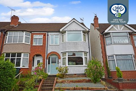 3 bedroom end of terrace house for sale - Purefoy Road, Cheylesmore, Coventry