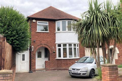 3 bedroom detached house for sale - Harvard Road, Solihull