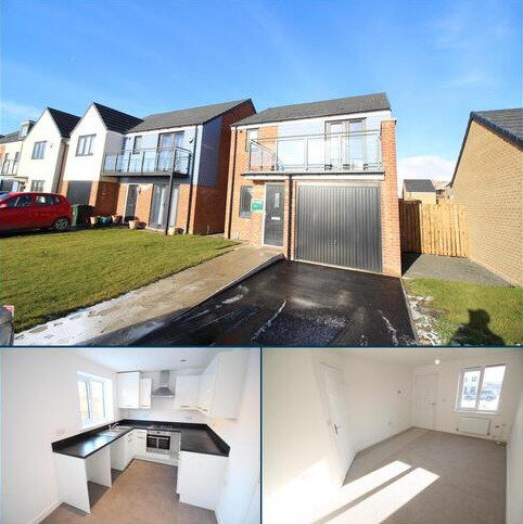 3 bedroom detached house to rent - Roseden Way, Great Park, Newcastle Upon Tyne