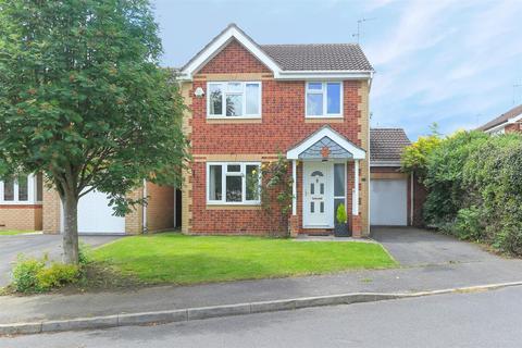 3 bedroom detached house for sale - Lodge Road, Fleckney