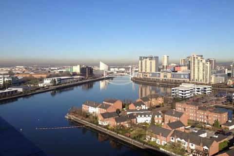 Studio to rent - Abito 4 Clippers Quay Salford Quays