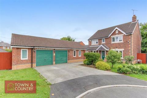 4 bedroom detached house for sale - Castlemere Close, Broughton, Chester, Flintshire