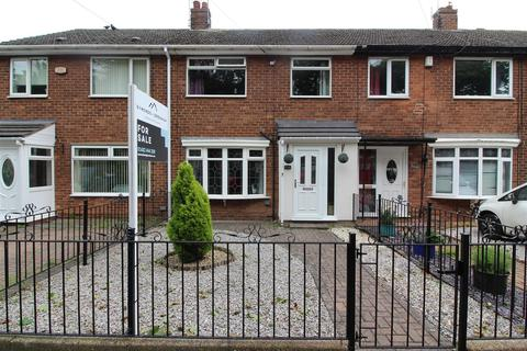 3 bedroom terraced house for sale - Wymersley Road, Hull
