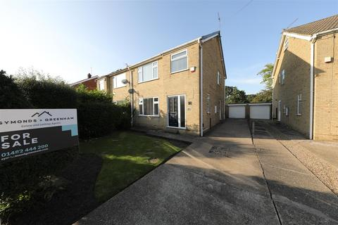 3 bedroom semi-detached house - Churchill Avenue, Cottingham