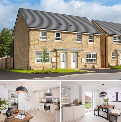 3 bedroom semi-detached house for sale - Plot 50, Maidstone at Weavers Chase, Golcar, Grange Road, Golcar, HUDDERSFIELD HD7
