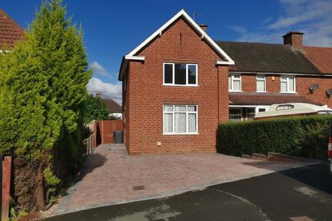3 bedroom semi-detached house to rent - Jerome Road, , Sutton Coldfield, B72 1SR