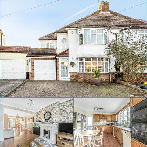 4 bedroom semi-detached house for sale - Cherry Tree Walk, West Wickham