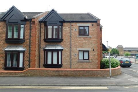2 bedroom ground floor flat for sale - CLAYTON COURT, BISHOP AUCKLAND, BISHOP AUCKLAND