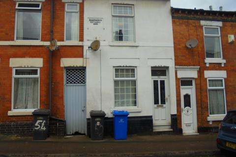2 bedroom terraced house to rent - Cecil Street, Derby DE22