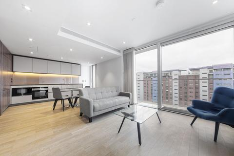 2 bedroom end of terrace house to rent - Faraday House, Aurora Gardens, Battersea Power Station, London, SW11