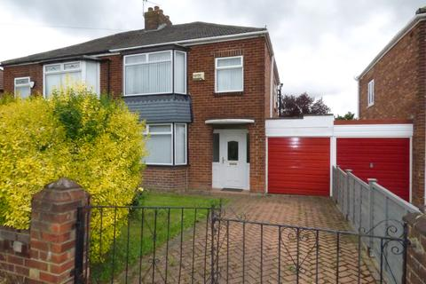 3 bedroom semi-detached house for sale - Clarendon Road, Thornaby, Stockton-on-Tees, Cleveland, TS17 8JQ