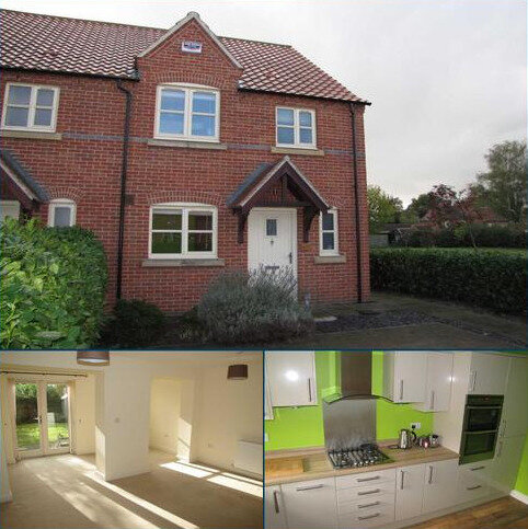 2 bedroom end of terrace house to rent - Corner Farm Close, Rolleston