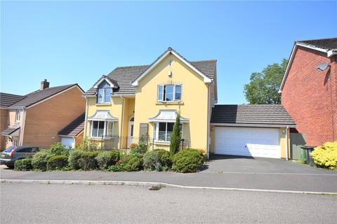 4 bedroom detached house for sale - Nadder Meadow, South Molton, Devon, EX36