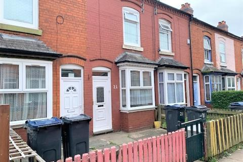 2 bedroom terraced house for sale - Primrose Avenue, Poplar Road, Sparkbrook, B11 1US