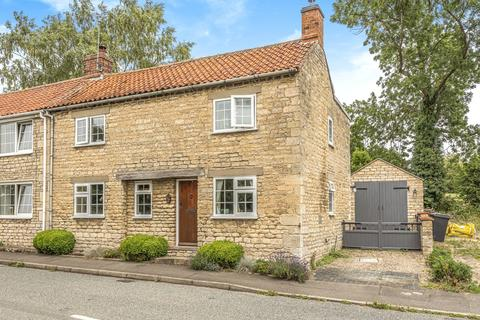 3 bedroom semi-detached house for sale - Main Street, South Rauceby, NG34