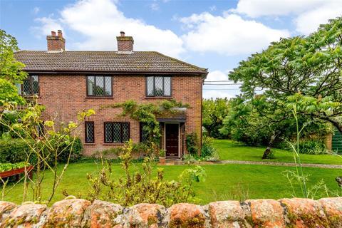 3 bedroom semi-detached house for sale - The Green, Leckhampstead, Newbury, Berkshire, RG20