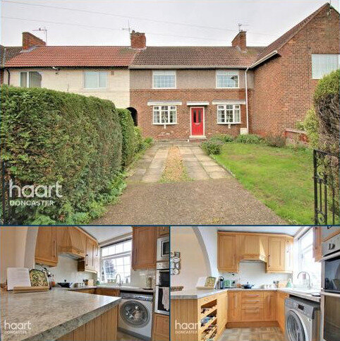 3 bedroom terraced house for sale - Briar Road, Armthorpe, Doncaster