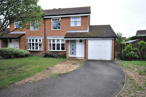 3 bedroom semi-detached house for sale - Dowding Close, Woodley, Reading, RG5 4NL