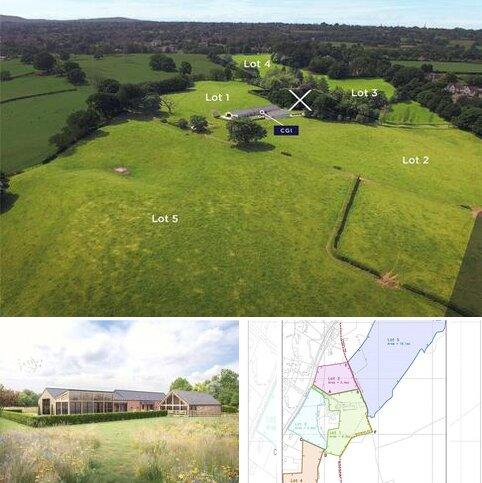 Plot for sale - Graythwaite Barns, Macclesfield Road, Prestbury, Cheshire, SK10