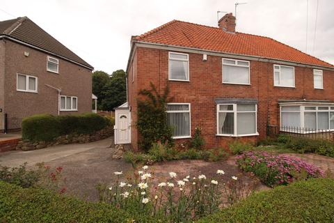 2 bedroom semi-detached house for sale - Woodside Avenue, Throckley, Newcastle upon Tyne, Tyne and Wear, NE15 9BH