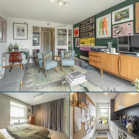1 bedroom flat for sale - Jenson Way, Crystal Palace