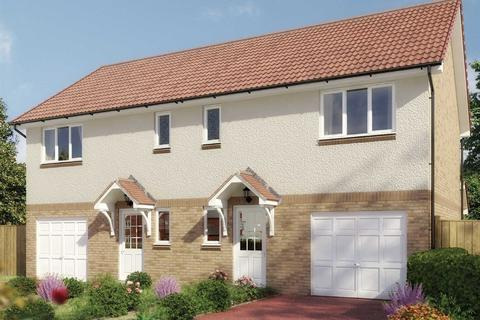 3 bedroom semi-detached house for sale - Plot 32, The Newton at Woodlea Park, Hawkiesfauld Way KY12
