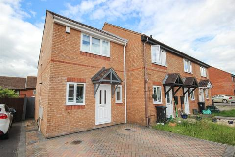 2 bedroom end of terrace house for sale - Ormonds Close, Bradley Stoke, BS32