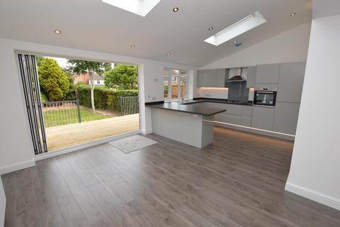 3 bedroom semi-detached house for sale - Belvoir Drive East, Leicester, LE2 8QF
