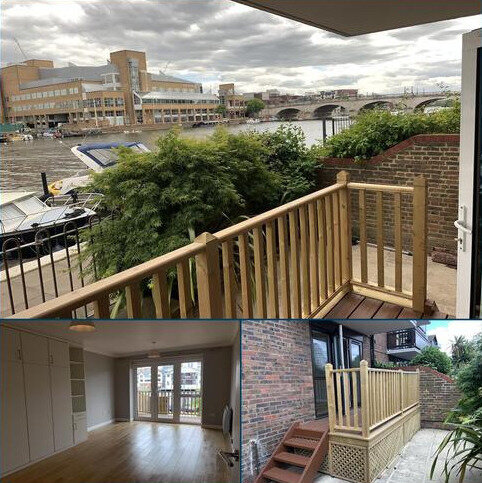 1 bedroom flat to rent - Becketts Place, Hampton Wick, Kingston upon Thames KT1