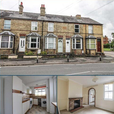 2 bedroom terraced house to rent - Cambridge Road, Ely