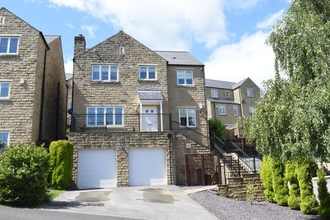 4 bedroom detached house for sale - Ryestone Drive , Ripponden, Halifax HX6